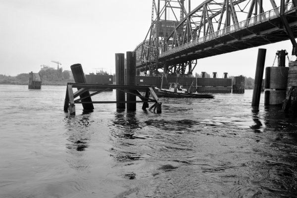 Oude Spijkenisse brug